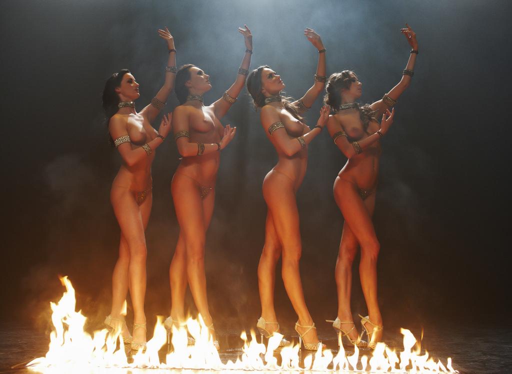 Турецкий голый танцы — img 12